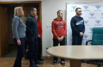 В ДНР помиловали «подростков-диверсантов»