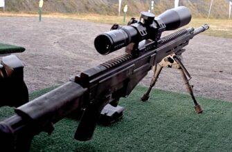 На смену легенде: Новая винтовка СВЧ имеет неоспоримые преимущества перед СВД
