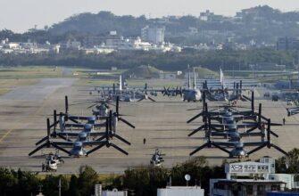 Япония выделит Гегемону целый остров под новую базу ВВС
