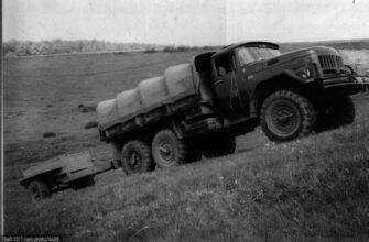 ЗИЛ-131. Последний герой завода имени Лихачева