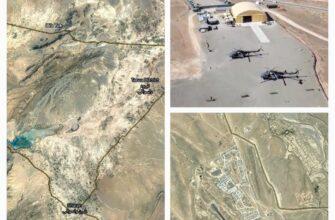 Талибан сбил вертолет в провинции Пактия