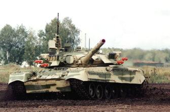 Российский комплекс активной защиты «Дрозд-2» испытают на ОБТ Т-72БК