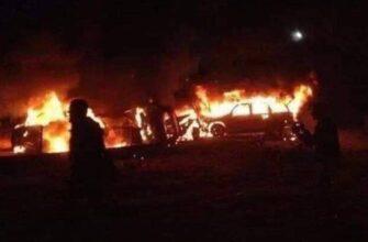 Снова американские атаки: СМИ сообщают о новых авиаударах в Ираке