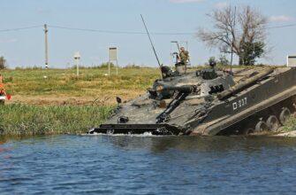 БМП для морской пехоты