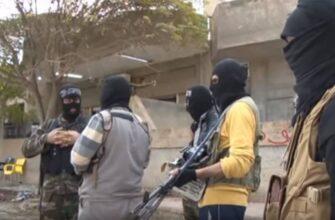 Протурецкие боевики атаковали позиции сирийской армии в западном Алеппо