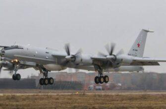В Таганроге отремонтирован очередной противолодочный Ту-142М3