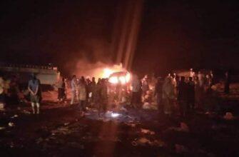 Нападение на саудовский лагерь в Марибе
