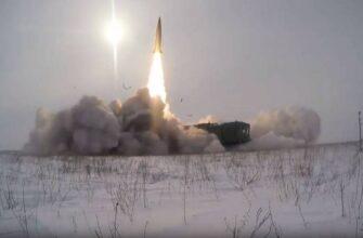 Больше заявленных ТТХ: В ходе испытаний ракета ОТРК «Искандер-М» пролетела около 627 км