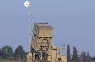 Израиль заявил о прорыве в создании лазерной системы ПВО-ПРО