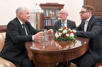 Качиньский: Россия, как и Германия, «должна заплатить» нам компенсацию