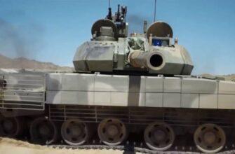 Китай впервые массово задействовал новый «горный» танк Type 15 на учениях