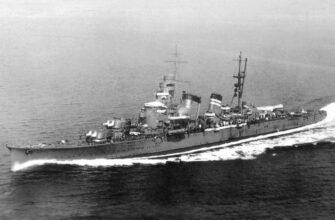 Боевые корабли. Крейсера. «Перефурутаки» в металле