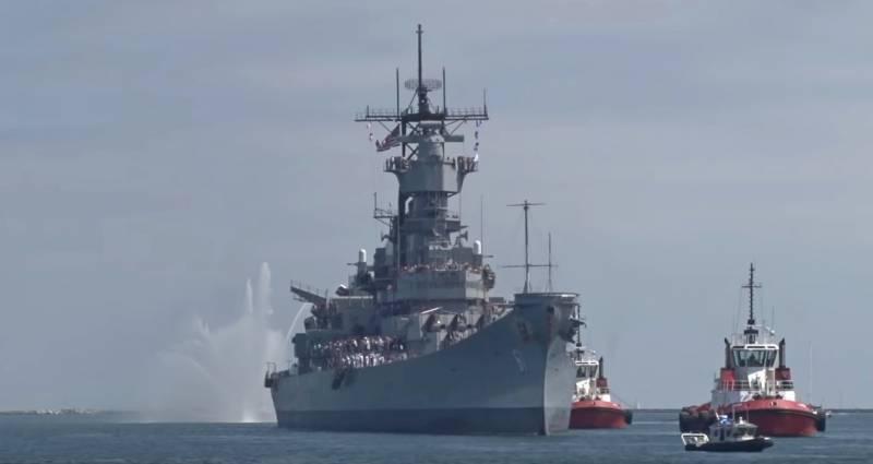 «Линкоры с ними разберутся»: в США о борьбе с «таранами» русских кораблей