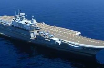 Авианосец для России: быстрее, чем вы ожидаете