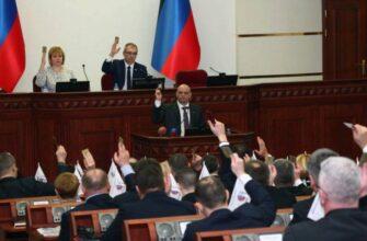 Чиновники ЛДНР: на пороге полной прозрачности