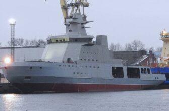 Второй серийный патрульный ледокол проекта 23550 планируют заложить в Выборге