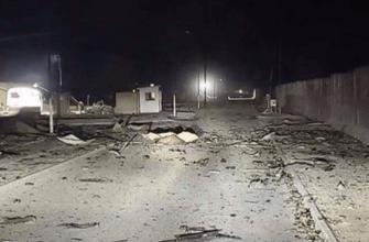 "Пентагон признал потери на базе ""Айн-аль-Ассад"""