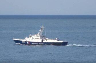 «Мы прогнали корабль ФСБ»: Минобороны Украины о новой «победе»