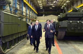 О «секретном» указе президента Путина по списанию долгов ОПК