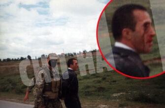 Как российский десантник проучил албанского полевого командира, который оскорблял русских солдат