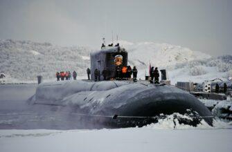 Российские АПЛ получат специальные ракеты для взлома льда в Арктике