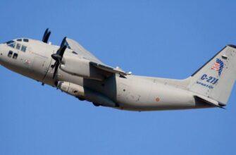 В Ираке разбился C-27J Spartan командования спецопераций США