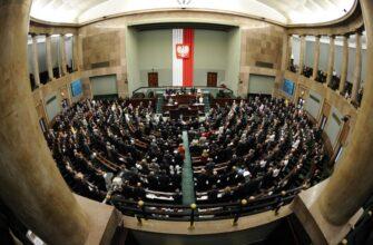 Польша листком бумаги прикрывает неудобную ей правду