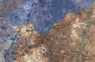 Армия Асада вышла к трассе Хама-Алеппо