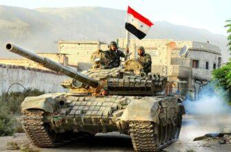 Армия Асада успешно развивает наступление в Идлибе