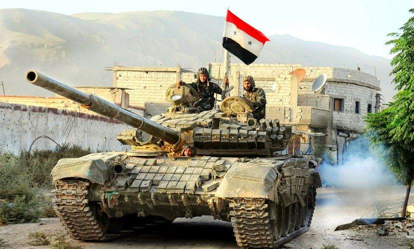 Сводки из Сирии. 23.02.2020