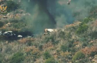 Русскоязычные боевики с помощью ПТРК обстреливают позиции армии Асада в провинции Латакия