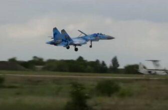 Поступления и потери украинской военной авиации за 2019 год