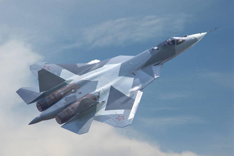 РОФАР позволит перевести истребитель Су-57 в поколение 5+