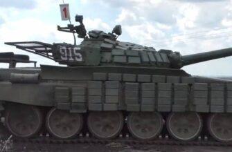 ВСУ увидели на Донбассе «большое количество российской техники»