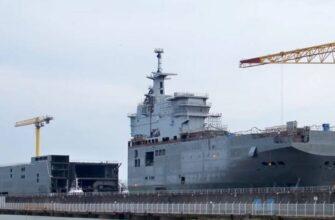 ВМФ определился с названиями первых двух УДК, планируемых к закладке в Керчи