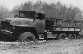 «Урал-375»: идеал боевой колесницы