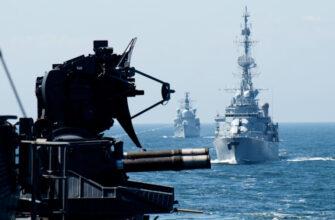 В Иране рассказали, как США собирались сорвать совместные с РФ и Китаем военно-морские учения