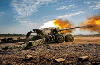 152-мм снаряды ВСУ: Продолжая дело «Молота»