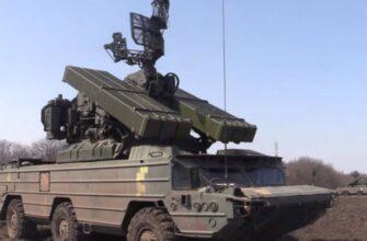 ЗРК на Донбассе: ОБСЕ обнаружила не отведённую от линии соприкосновения технику ВСУ