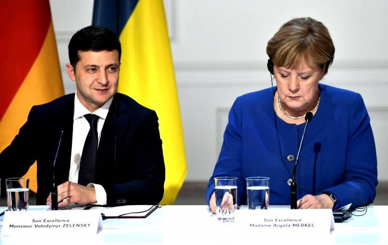 Формальная «незалежность»: как Германия и США влияют на политику Киева