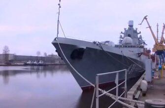 В Баренцевом море испытан ЗРК «Полимент-Редут»
