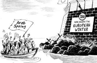 Поддельные «арабские революции»