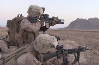 Два погибших шесть раненых, очередные потери США в Афганистане