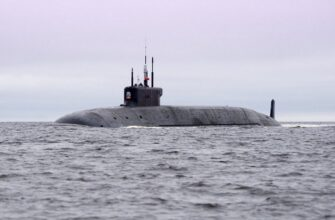 Контракт на новые подводные ракетные крейсера «Борей-А»