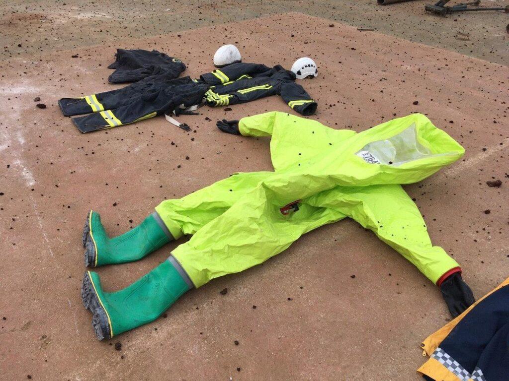 Боевики в Идлибе готовят очередную провокацию с химическим оружием