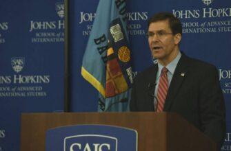 Глава Пентагона обвинил Россию и Китай в переписывании мирового порядка