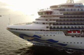Украинцы с круизного лайнера «Diamond Princess» отказываются от эвакуации на Родину