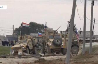 Американский конвой вступили в перестрелку с курдами, убит подросток