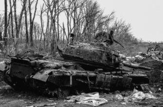 Никишино, застрявшее в войне