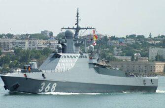 Названы сроки спуска на воду четвёртого патрульного корабля проекта 22160
